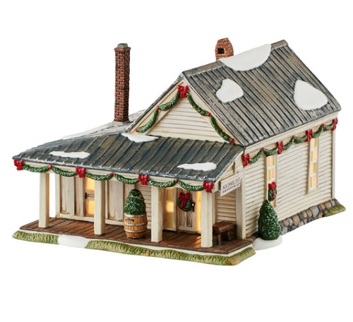 Department 56 Jack Daniels Village