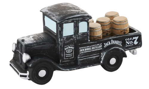 "Department 56 Jack Daniels Village - ""Jack Daniel's Delivery Truck"""