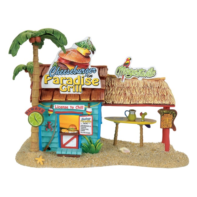Department 56 Margaritaville Village