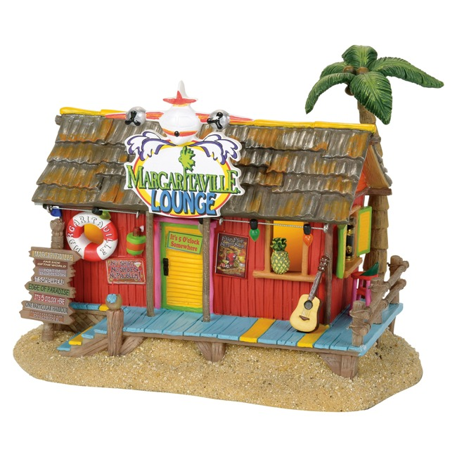 "Department 56 Margaritaville Village - ""Margaritaville Lounge"""