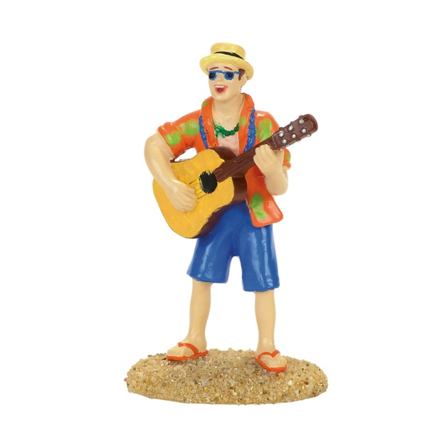 Department 56 Margaritaville Village - Rocking Away In Margaritaville