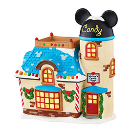 "Department 56  - ""Mickey's Merry Christmas Village"""