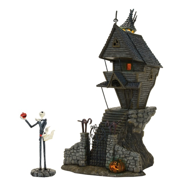 Department 56 Nightmare Before Christmas Village