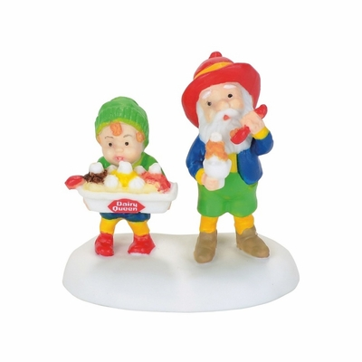 """Department 56 North Pole Accessory - """"Sweet Treats!"""""""