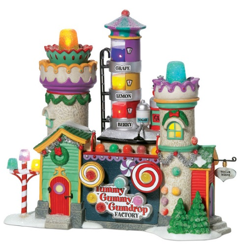 "Department 56 North Pole Series - ""Gumdrop Factory"""