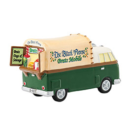 "Department 56 Snow Village Accessory - ""Brats Mobile"""