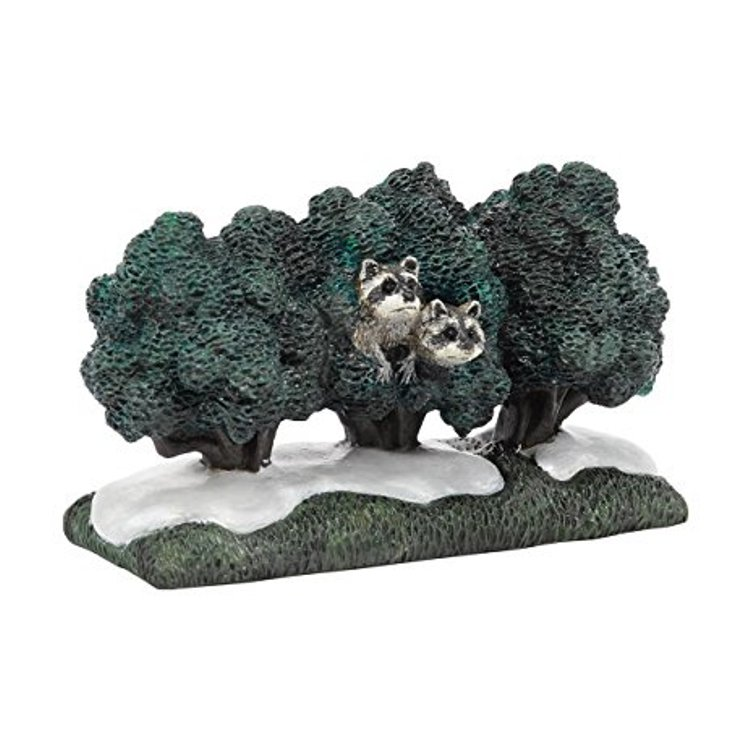 "Department 56 Village Accessory - ""Woodland Hedge"""