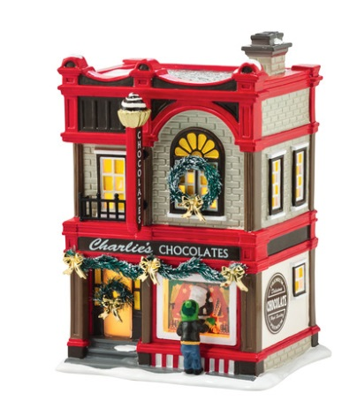 "Department 56 Snow Village - ""Christmas Sweets"""