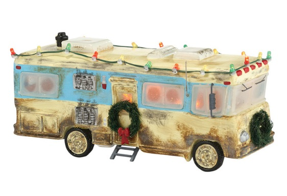 Department 56 Snow Village Christmas Vacation - Cousin Eddies RV