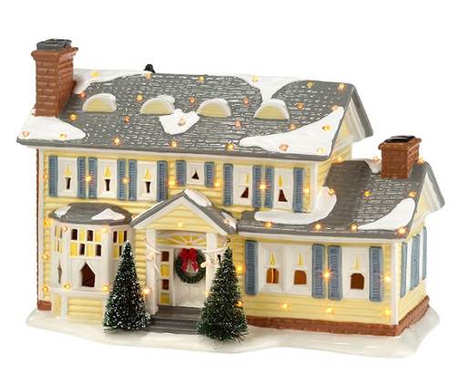 Department 56 Snow Village Christmas Vacation - Griswold House