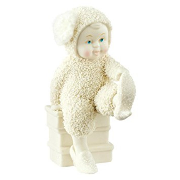 Department 56 Snowbabies - 1 Shoe, 2 Shoe, 3 Shoe, More