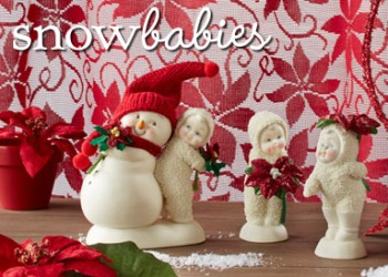 Department 56 Snowbabies - FREE Shipping over $69! Use code D56SHIPSFREE at checkout!