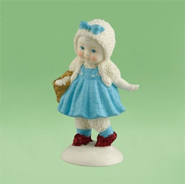 "Department 56 Snowbabies - ""Dorothy"""