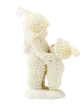 "Department 56 - Snowbabies - ""Hug, Please!"""