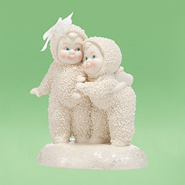 "Department 56 - Snowbabies - ""I'm Here For You"""