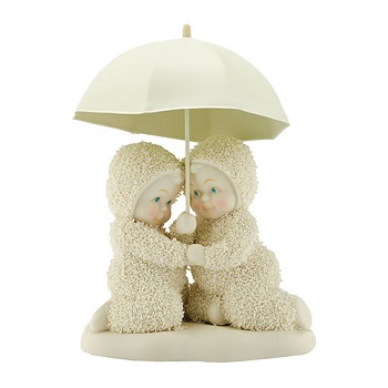 "Department 56 - Snowbabies - ""Let's Weather This Together"""