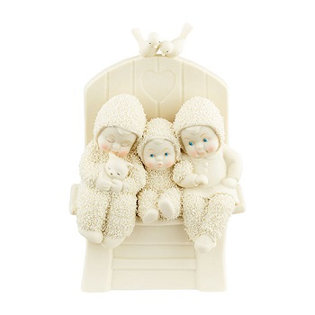 "Department 56 - Snowbabies - ""My Place To Fit Right In"""