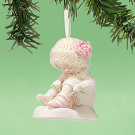 "Department 56 - Snowbabies Ornament - ""Put On Dancing Shoes"""