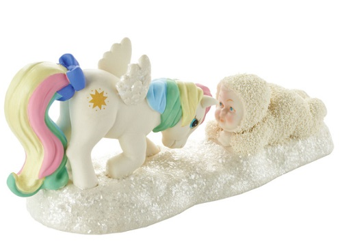 "Department 56 - Snowbabies - ""Tell Me Your Stories Starshine"""