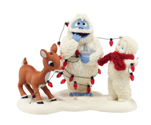 Department 56 Snowbabies - The Guest Collection