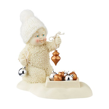 "Department 56 - SnowDream - ""Unpacking The Ornaments"""
