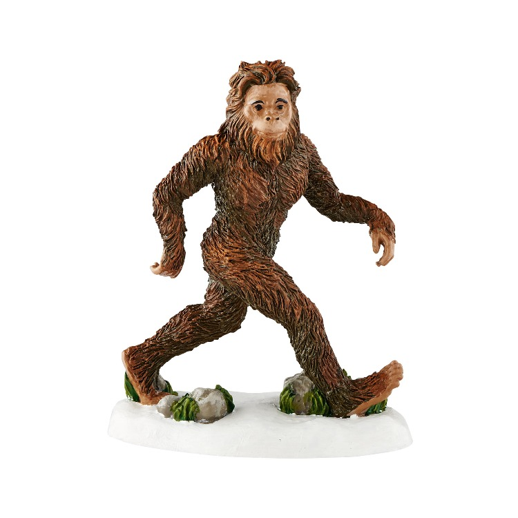 "Department 56 Village Accessory - ""Village Sasquatch"""