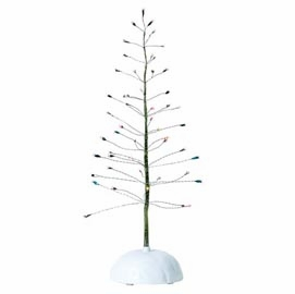 "Department 56 Village Accessory  - ""Village Twinkle Brite Tree - Small"""