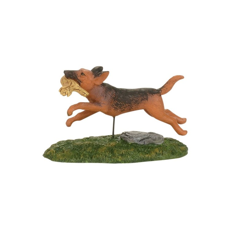 Department 56 Village Accessory - Woodland Fetch