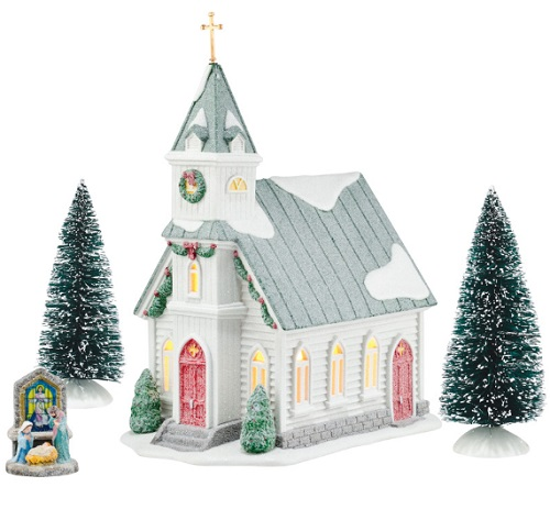 Department 56 Winters Frost Village