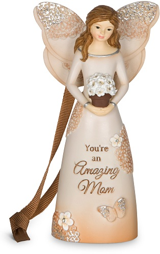 """Elements Collection - """"Amazing Mom Ornament"""""""
