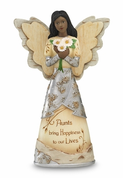 "Elements Collection - ""Aunts bring Happiness to our Lives"" Angel"""