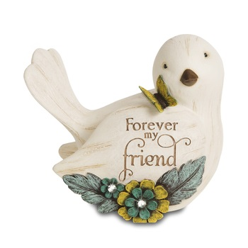 "Elements Collection - "" Forever My Friend Bird Figurine"""