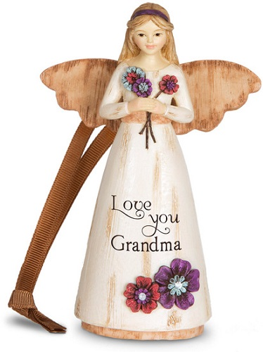 "Elements Collection - ""Love You Grandma Ornament"""