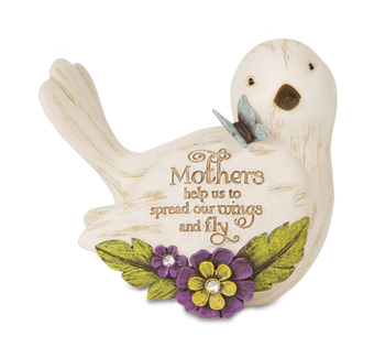 """Elements Collection - """"Mothers... Bird Figurine"""""""