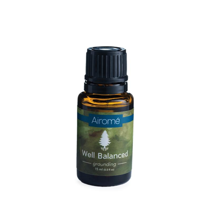 Essential Oil Blend - Well Balanced - Therapeutic Grade Aromatherapy