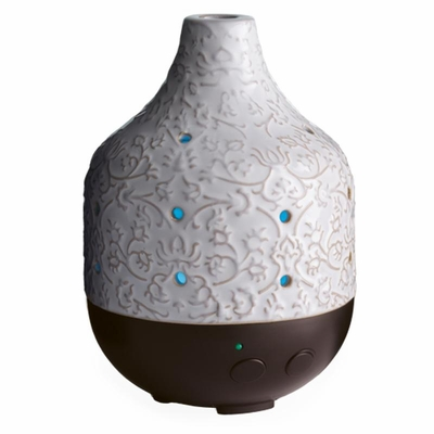 Essential Oil Diffuser - Botantical - Therapeutic Grade Aromatherapy