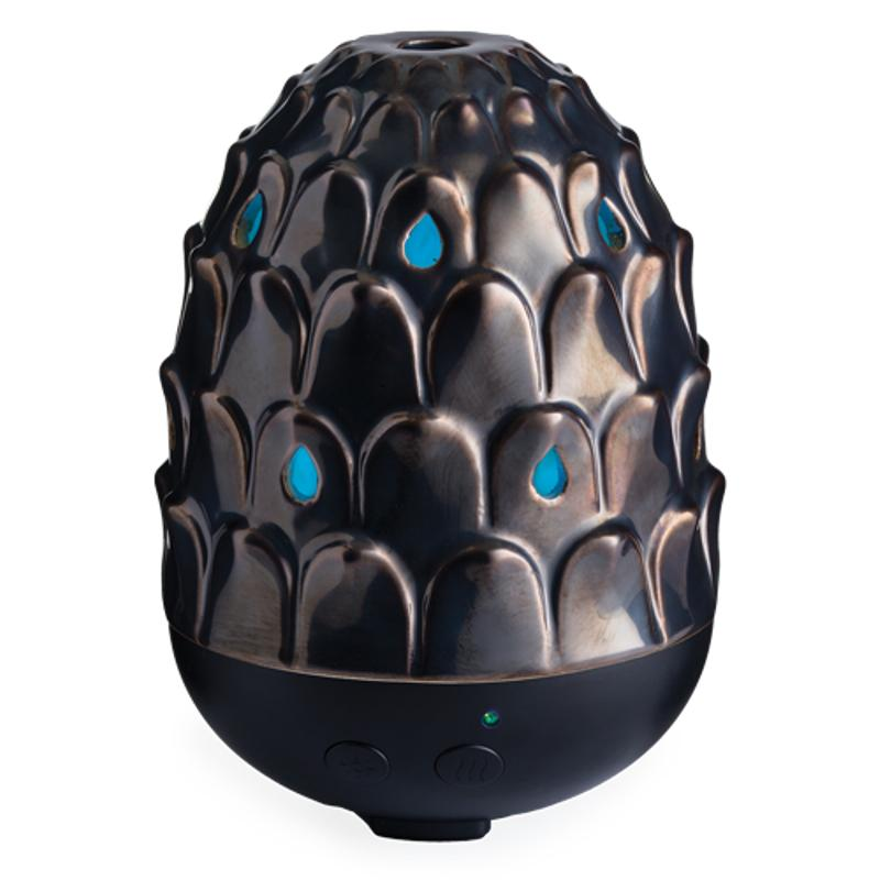 Essential Oil Diffuser - Finial - Therapeutic Grade Aromatherapy