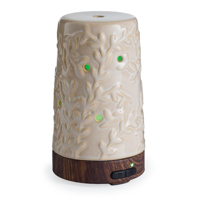 Essential Oil Diffuser - Flourish - Therapeutic Grade Aromatherapy