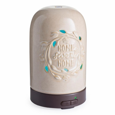 Essential Oil Diffuser - Home Sweet Home - Therapeutic Grade Aromatherapy