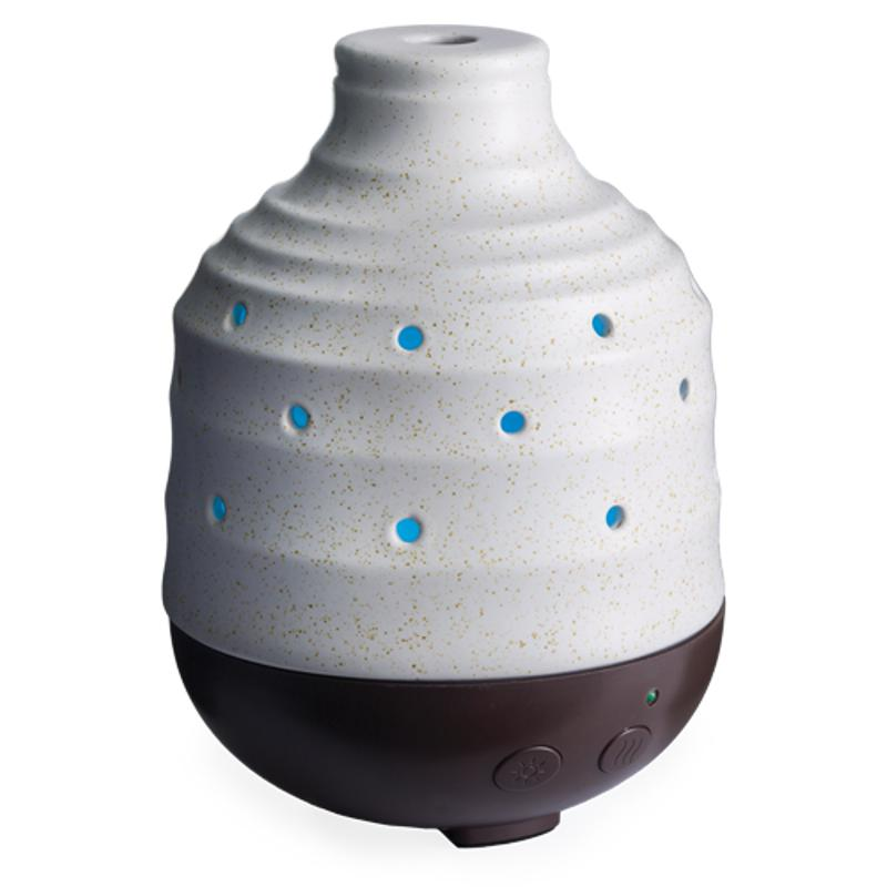 Essential Oil Diffuser - Seashore - Therapeutic Grade Aromatherapy