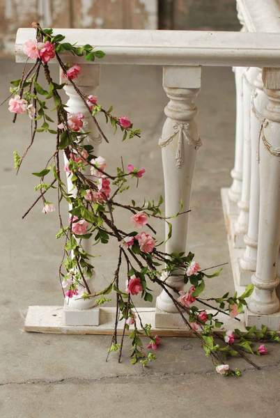 Floral Garland - Cherry Blossom Garland - 4 Foot
