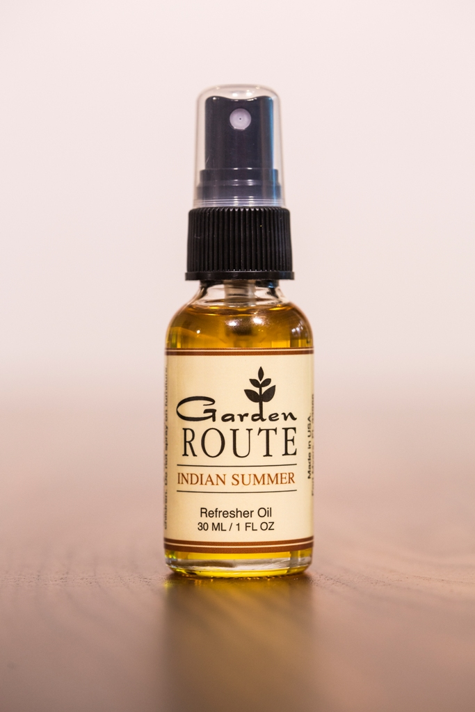 "Garden Route - ""Indian Summer Refresher Oil"""