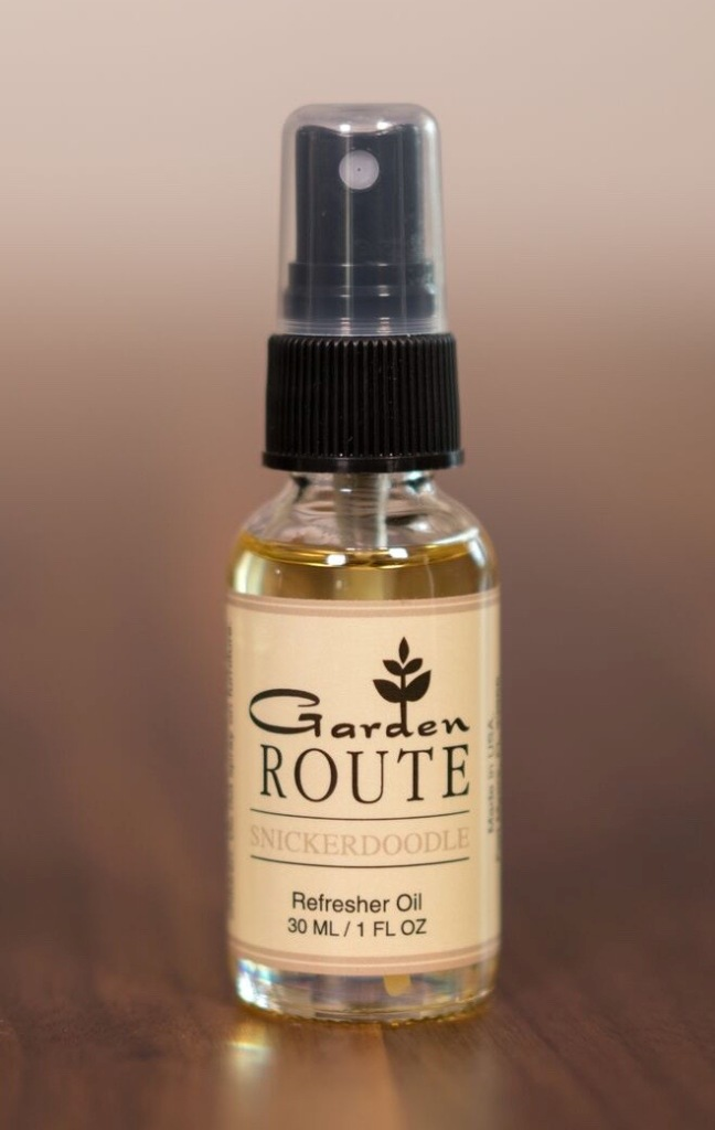 "Garden Route - ""Snickerdoodle Refresher Oil"""