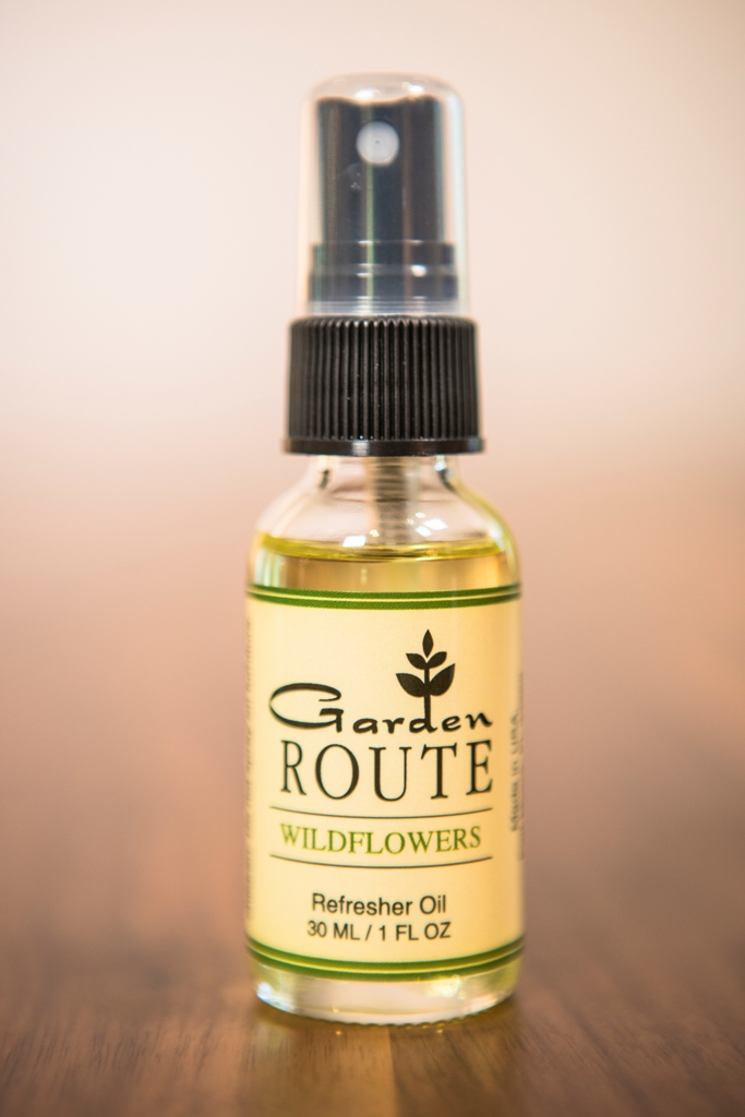 "Garden Route - ""Wildflowers Refresher Oil"""