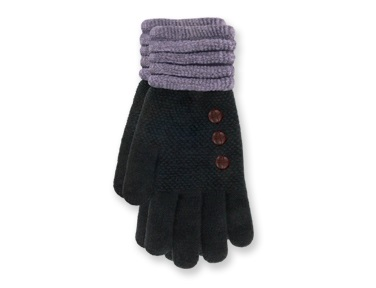 "Gloves - ""Ultra Soft Gloves - Black"""