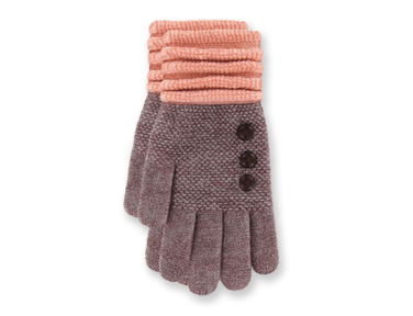 "Gloves - ""Ultra Soft Gloves - Mauve"""