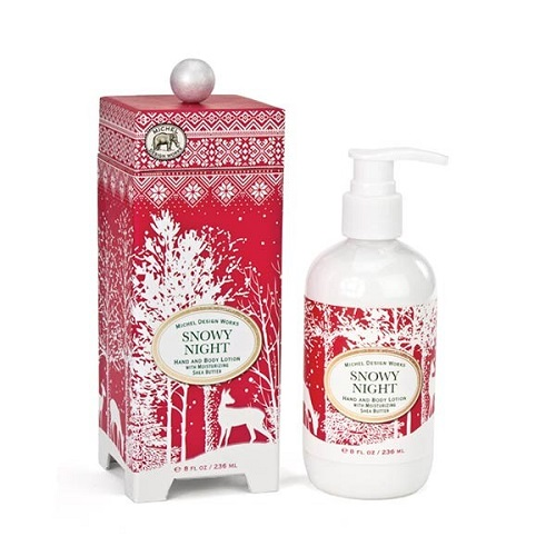 "Hand Lotion - ""Snowy Night Hand & Body Lotion"""