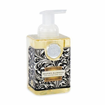 "Hand Soap - ""Honey Almond Foaming Hand Soap"""