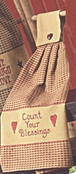 "Hand Towel - ""Count Your Blessings Hand Towel"""