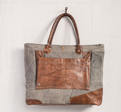 "Handbag - ""Mona B - Dakota Shoulder Bag"""